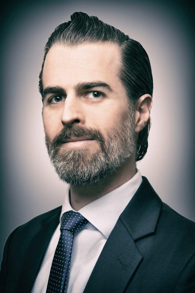 Männliches Portrait, Florian